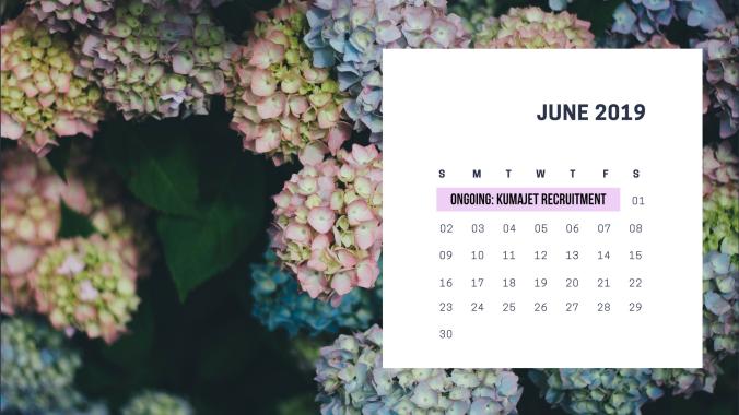 June 2019